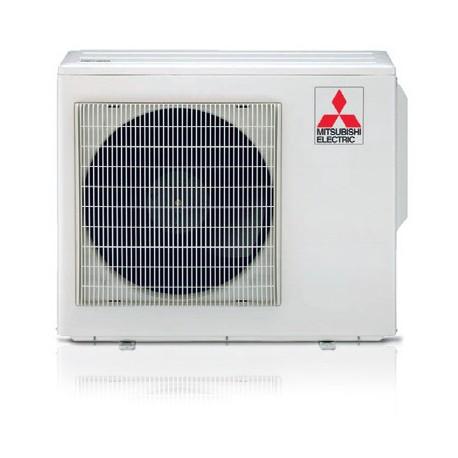 Serie mxz 5 attacchi comfort air center condizionatori for Condizionatore doppio split